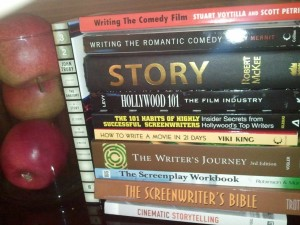 Screenwriters Bookshelf